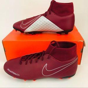 Nike Phantom VSN Club DF FG MG Soccer Cleats 10.5